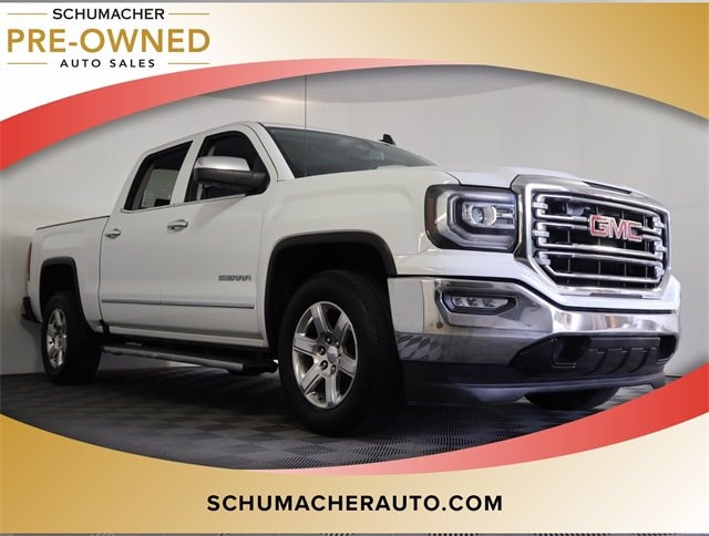 used 2016 GMC Sierra 1500 car, priced at $26,888