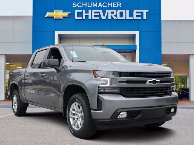 new 2021 Chevrolet Silverado 1500 car, priced at $47,315