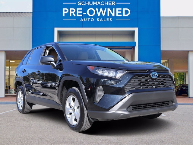 used 2020 Toyota RAV4 car