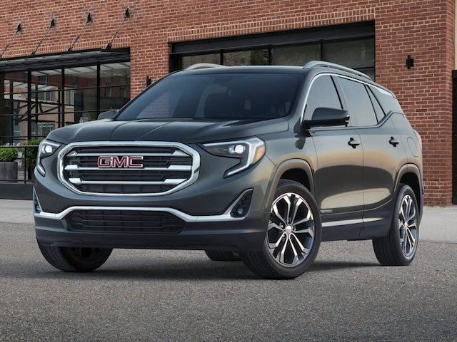 used 2019 GMC Terrain car, priced at $29,490
