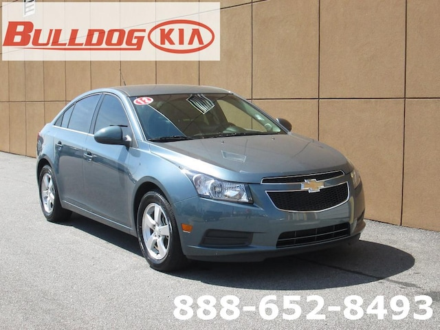 used 2012 Chevrolet Cruze car, priced at $15,500