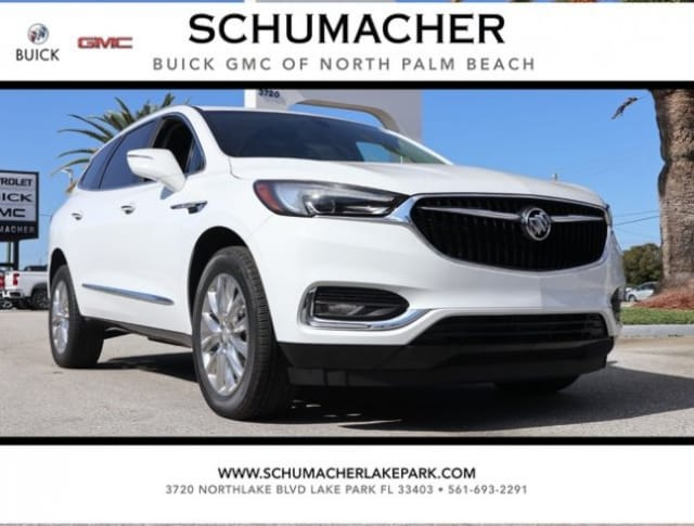 new 2019 Buick Enclave car, priced at $44,990